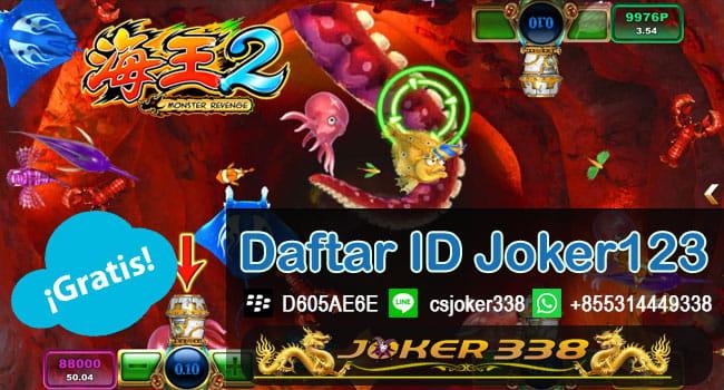 DAFTAR ID JOKER123