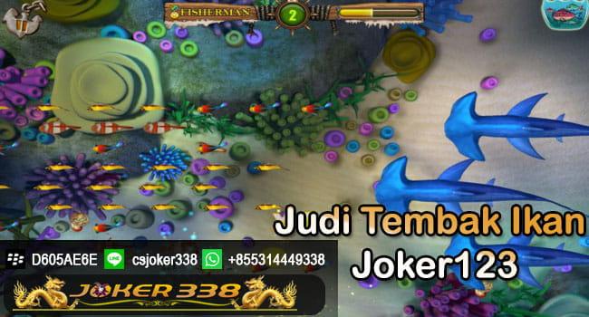 Judi Tembak Ikan Joker123