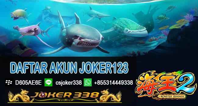 Daftar Akun Joker123