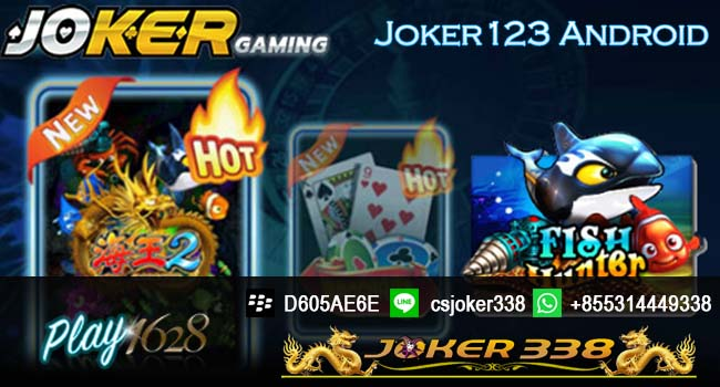 Joker123 Android